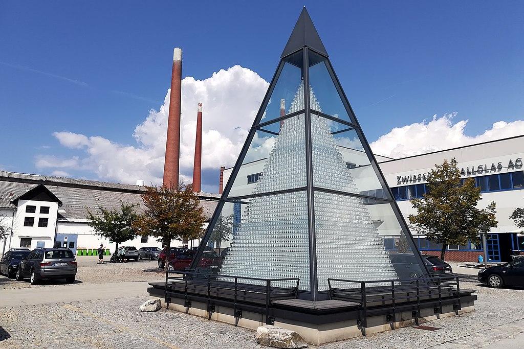 Zwiesel Kristallglas i Tyskland