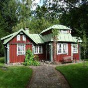 Satsa på vackert tak till din konstverkstad, kafé eller museum